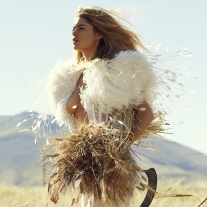 Dutch Vogue with Doutzen Kroes by Paul Bellaart