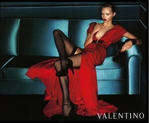 red valentino campaign