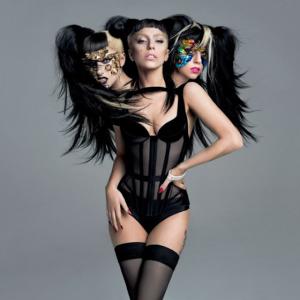 Lady Gaga by Inez van Lamsweerde & Vinoodh Matadin