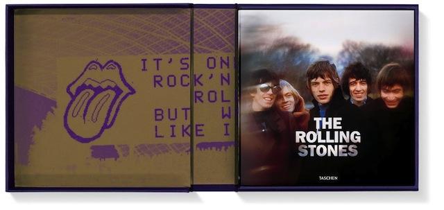 The Rolling Stones TASCHEN book