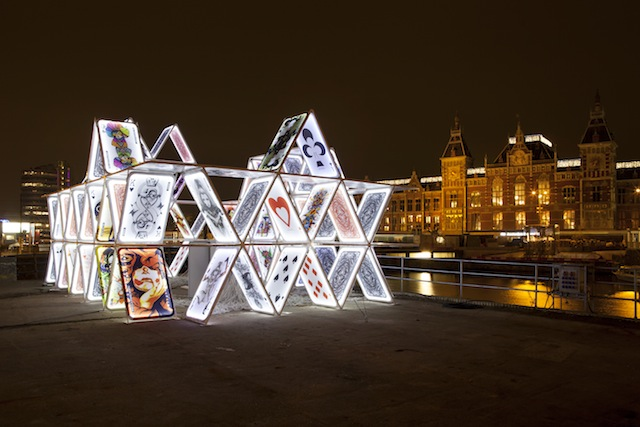 Amsterdam Light Festival 2014