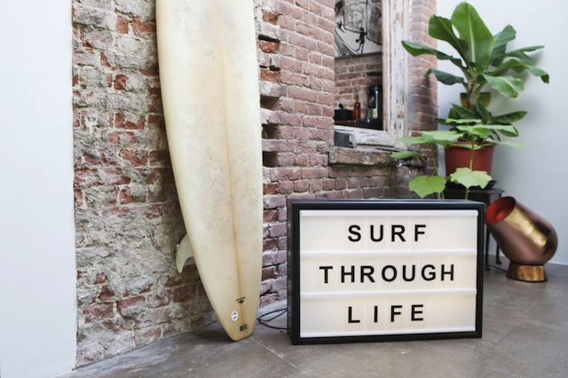 Bxxlght Surf through life